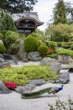 Jardines japoneses de Kew de la entrada Fotografía de archivo libre de regalías