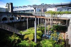Jardines Paddington del depósito foto de archivo libre de regalías