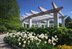 Jardines Pennsylvania de Hershey Foto de archivo libre de regalías