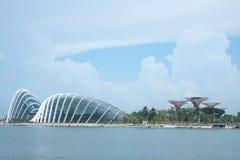 Jardines por la bahía, Singapur Fotos de archivo