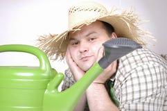 Jardinier Images stock
