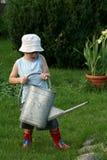 Jardinier doux images stock