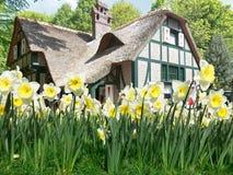 Jardinier House images libres de droits