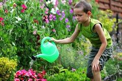 jardinier peu image libre de droits