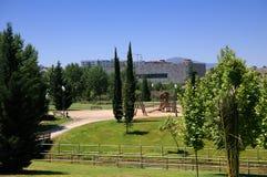 Jardins à Mérida Image libre de droits