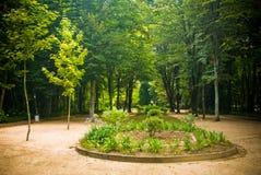 Jardins Foto de Stock Royalty Free