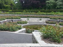 jardins Image stock