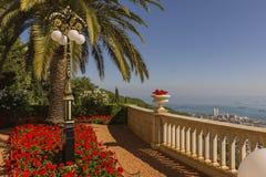 jardins Bah-ai Imagem de Stock