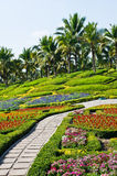 Jardins bonitos Fotografia de Stock Royalty Free