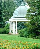 Jardins botânicos e Gazebo 5 Imagens de Stock