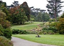Jardins botaniques Photo libre de droits