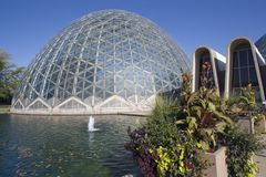 Jardins botaniques Images stock