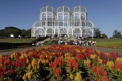 Jardins botaniques Curitiba Photographie stock libre de droits