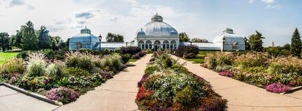 Jardins botaniques de Buffalo Photos stock