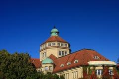 Jardins botaniques de Nymphenburg Photos libres de droits