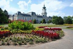 Jardins chez Festetics Kastely Images stock