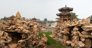 Jardins clássicos chineses Imagem de Stock Royalty Free