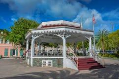 Jardins d'émancipation - St Thomas, USVI Images stock