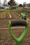 Jardins d'attribution Images libres de droits
