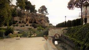 Jardins da Benalmadena-Andaluzia Imagens de Stock