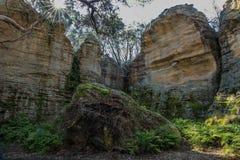 Jardins da pedra Imagens de Stock Royalty Free