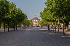 Jardins da Suécia de Éstocolmo do palácio de Drottningholm Fotos de Stock