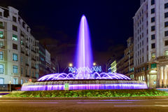 Jardins de Λα Reina Βικτώρια - Βαρκελώνη Στοκ φωτογραφία με δικαίωμα ελεύθερης χρήσης