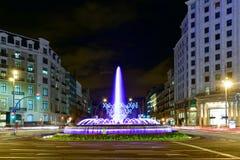 Jardins de Λα Reina Βικτώρια - Βαρκελώνη Στοκ Φωτογραφίες