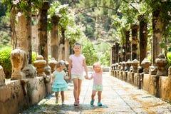 Jardins de Alfabia em Mallorca Fotografia de Stock Royalty Free