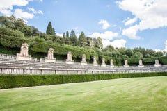 Jardins de Boboli imagem de stock royalty free