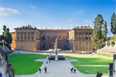 Jardins de Boboli em Florença Fotografia de Stock