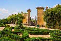 Jardins de Boboli em Florença, Italy Imagem de Stock