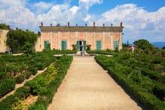 Jardins de Boboli em Florença, Italy Fotos de Stock Royalty Free