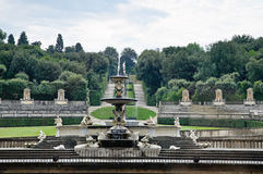 Jardins de Boboli, Florence Photo libre de droits