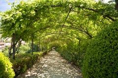 Jardins de Boboli, Florence, Italie images libres de droits
