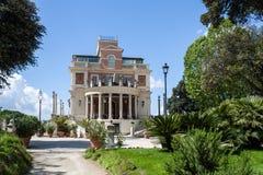 Jardins de Borghese Photo stock