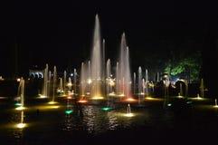 Jardins de Brindavan image stock