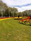 Jardins de Buckingham Palace image libre de droits