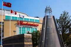 Jardins de Budweiser Imagem de Stock