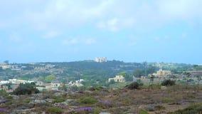 Jardins de Buskett em Siggiewi, Malta filme