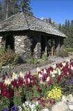 Jardins de cascade, Banff Photographie stock libre de droits