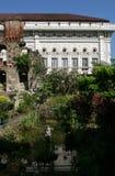 Jardins de cathédrale de Philippines Manille, v Photos stock