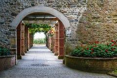 Jardins de Connaught no verão imagem de stock