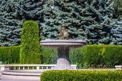 Jardins de Duncan dans le wshington de Spokane photographie stock