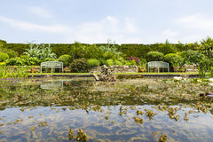 Jardins de Hever Photo stock