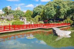 Jardins de Japonais de Buenos Aires Photographie stock libre de droits
