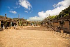 Jardins de Kirstenbosch Foto de Stock