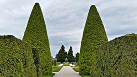 Jardins de Lednice Photographie stock