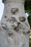 Jardins de Paris - du luxembourgeois image libre de droits