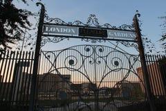Jardins de plaisir de Londres Images stock